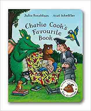 Buy Charlie Cooks Favourite Book by Julia Donaldson online in india - Bookchor | 9781405034708