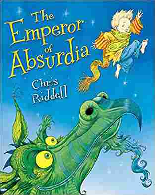 Buy Emperor of Absurdia by Chris Riddell online in india - Bookchor | 9781405090285