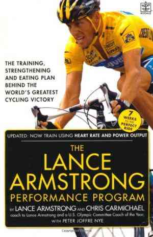 Buy Lance Armstrong Performance Program by Lance Armstrong online in india - Bookchor   9781405099912
