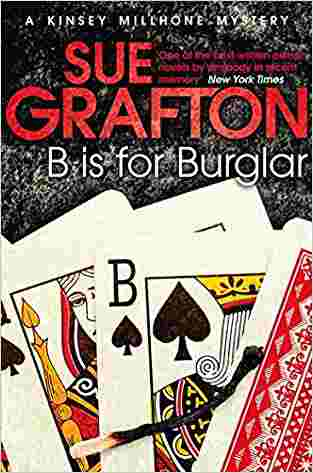 Buy B Is For Burglar by Sue Grafton online in india - Bookchor   9781447212225