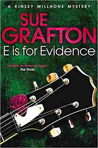 Buy E is for Evidence by Sue Grafton online in india - Bookchor   9781447212256