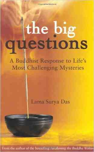 Buy The Big Questions: A Buddhist Response to Lifes Most Challenging Mysteries by Surya Das online in india - Bookchor | 9781905744084