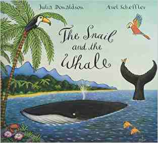 Buy Snail and the Whale Big Book by Julia Donaldson online in india - Bookchor   9780230013889