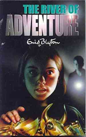 Buy The River of Adventure by Enid Blyton online in india - Bookchor   9780330301763