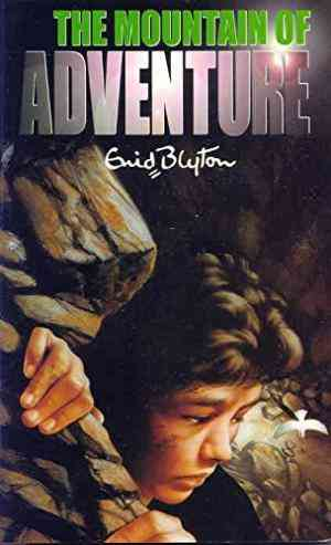 Buy The Mountain of Adventure by Enid Blyton online in india - Bookchor   9780330301770