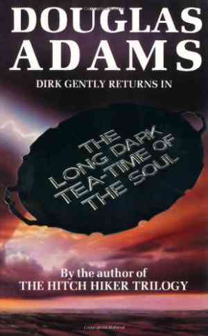 Buy Long, Dark Tea Time of the Soul by Douglas Adams online in india - Bookchor | 9780330309554
