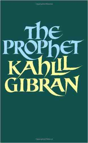 Buy Prophet by Kahlil Gibran online in india - Bookchor   9780330319720