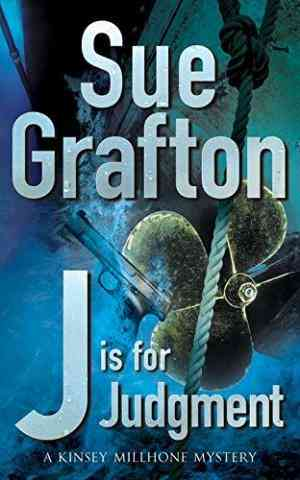 Buy J Is for Judgement by Sue Grafton online in india - Bookchor | 9780330333405