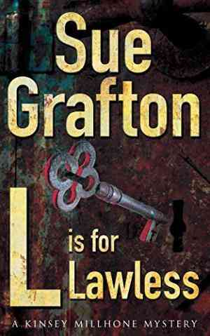 Buy L is for Lawless by Sue Grafton online in india - Bookchor | 9780330334815