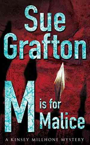 Buy M is for Malice by Sue Grafton online in india - Bookchor   9780330348768