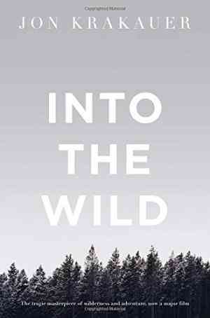 Buy Into the Wild by Jon Krakauer online in india - Bookchor   9780330351690