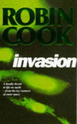 Buy Invasion by Robin Cook online in india - Bookchor | 9780330352888