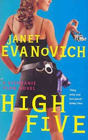 Buy High Five by Janet Evanovich online in india - Bookchor   9780330371230