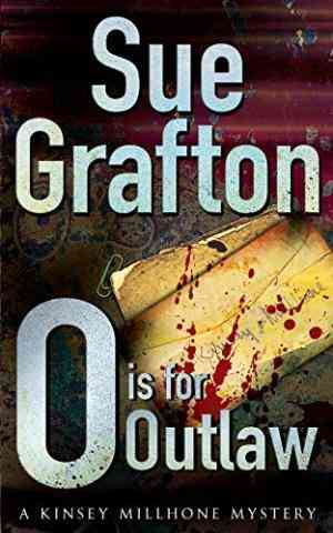 Buy O is for Outlaw by Sue Grafton online in india - Bookchor | 9780330371957