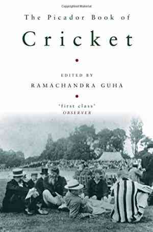 Buy The Picador Book of Cricket by Ramachandra Guha online in india - Bookchor | 9780330396134