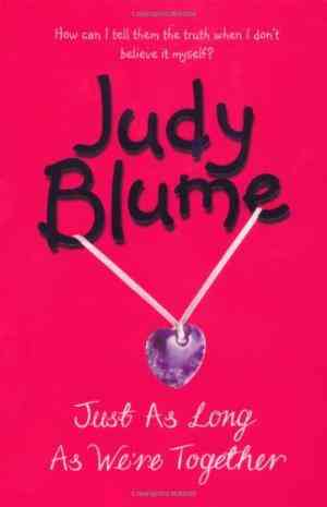 Buy Just as Long as Were Together by Judy Blume online in india - Bookchor | 9780330398046