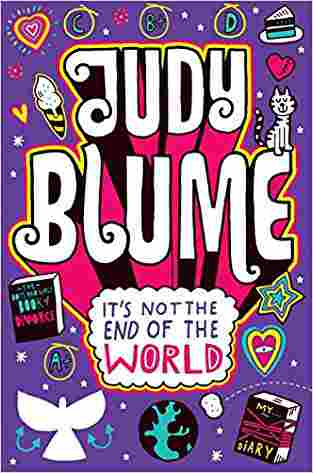 Buy Its Not the End of the World. Judy Blume by Judy Blume online in india - Bookchor   9780330398107