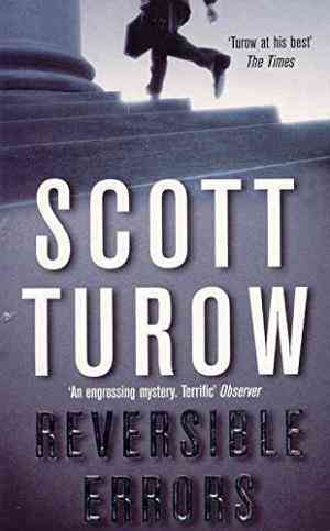 Buy Reversible Errors by Scott Turow online in india - Bookchor   9780330411530