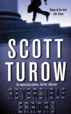 Buy Reversible Errors by Scott Turow online in india - Bookchor | 9780330411554