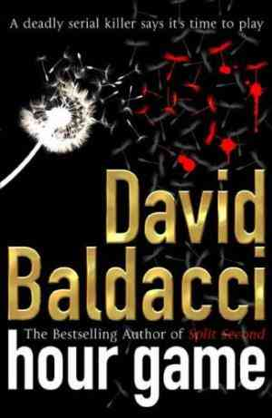 Buy Hour Game by David Baldacci online in india - Bookchor   9780330411738