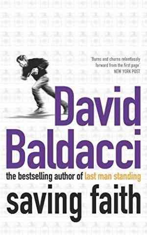 Buy Saving Faith by David Baldacci online in india - Bookchor | 9780330419680