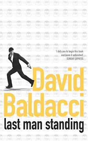 Buy Last Man Standing by David Baldacci online in india - Bookchor   9780330419703