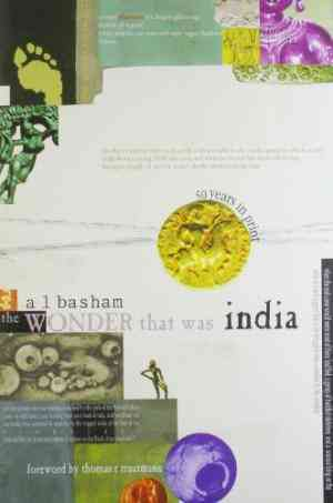 Buy The Wonder That Was India by A.L. Basham online in india - Bookchor   9780330439091