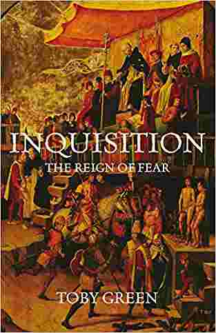 Buy Inquisition by Toby Green online in india - Bookchor   9780330443357