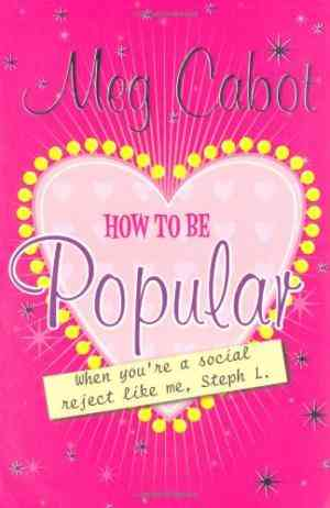 Buy How to be Popular by Cabot Meg online in india - Bookchor   9780330444064
