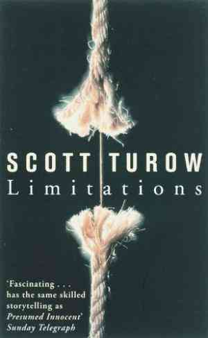 Buy Limitations by Scott Turow online in india - Bookchor   9780330451154