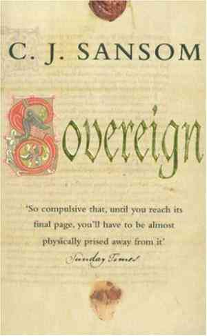 Buy Sovereign by C.J. Sansom online in india - Bookchor   9780330451161