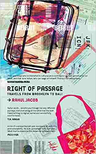 Buy Right of Passage: Travels from Brooklyn to Bali by Rahul Jacob online in india - Bookchor | 9780330454407