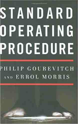 Buy Standard Operating Procedure: Inside Abu Ghraib by Philip Gourevitch online in india - Bookchor | 9780330455961