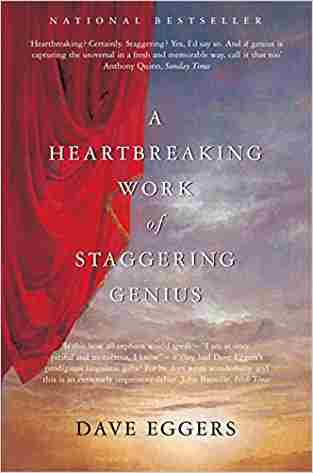 Buy Heartbreaking Work of Staggering Genius by Dave Eggers online in india - Bookchor | 9780330456715