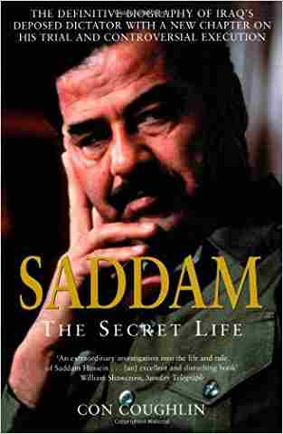 Buy Saddam by Con Coughlin online in india - Bookchor | 9780330457569