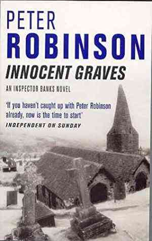 Buy Innocent Graves by Peter Robinson online in india - Bookchor   9780330482189