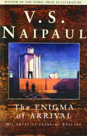 Buy The Enigma of Arrival by V S Naipaul online in india - Bookchor   9780330487153