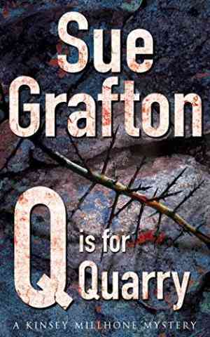 Buy Q is for Quarry by Sue Grafton online in india - Bookchor   9780330488334