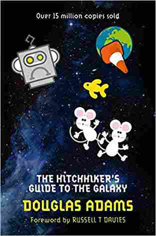 Buy Hitchhikers Guide to the Galaxy by Douglas Adams online in india - Bookchor   9780330508537