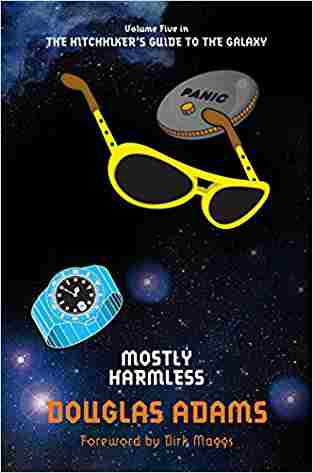 Buy Mostly Harmless by Douglas Adams online in india - Bookchor | 9780330508582