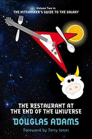 Buy Restaurant at the End of the Universe by Douglas Adam online in india - Bookchor | 9780330508599