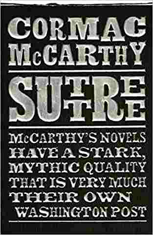 Buy Suttree by Cormac McCarthy online in india - Bookchor | 9780330511230