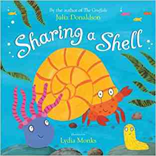 Buy Sharing a Shell Big Book by Julia Donaldson online in india - Bookchor   9780330511278