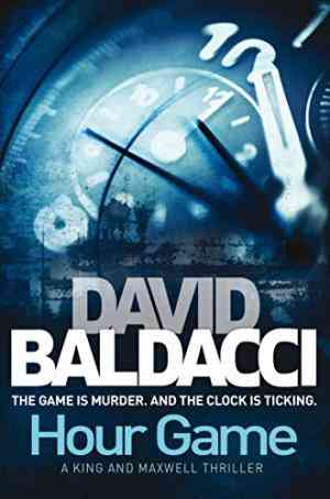 Buy Hour Game by David Baldacci online in india - Bookchor | 9780330517799