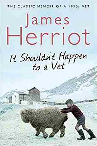 Buy It Shouldnt Happen to a Vet by James Herriot online in india - Bookchor   9780330518161