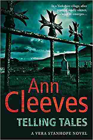 Buy Telling Tales by Ann Cleeves online in india - Bookchor   9780330518710