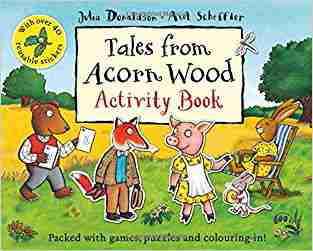 Buy Tales from Acorn Wood Activity Book by Julia Donaldson online in india - Bookchor | 9780330534246