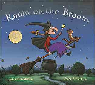 Buy Room on the Broom by Julia Donaldson online in india - Bookchor | 9780333903384