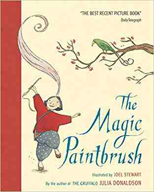 Buy Magic Paintbrush by Julia Donaldson online in india - Bookchor | 9780333964439