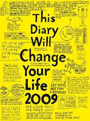 Buy This Diary Will Change Your Life: 2009 by Benrik Ltd online in india - Bookchor   9780752226682